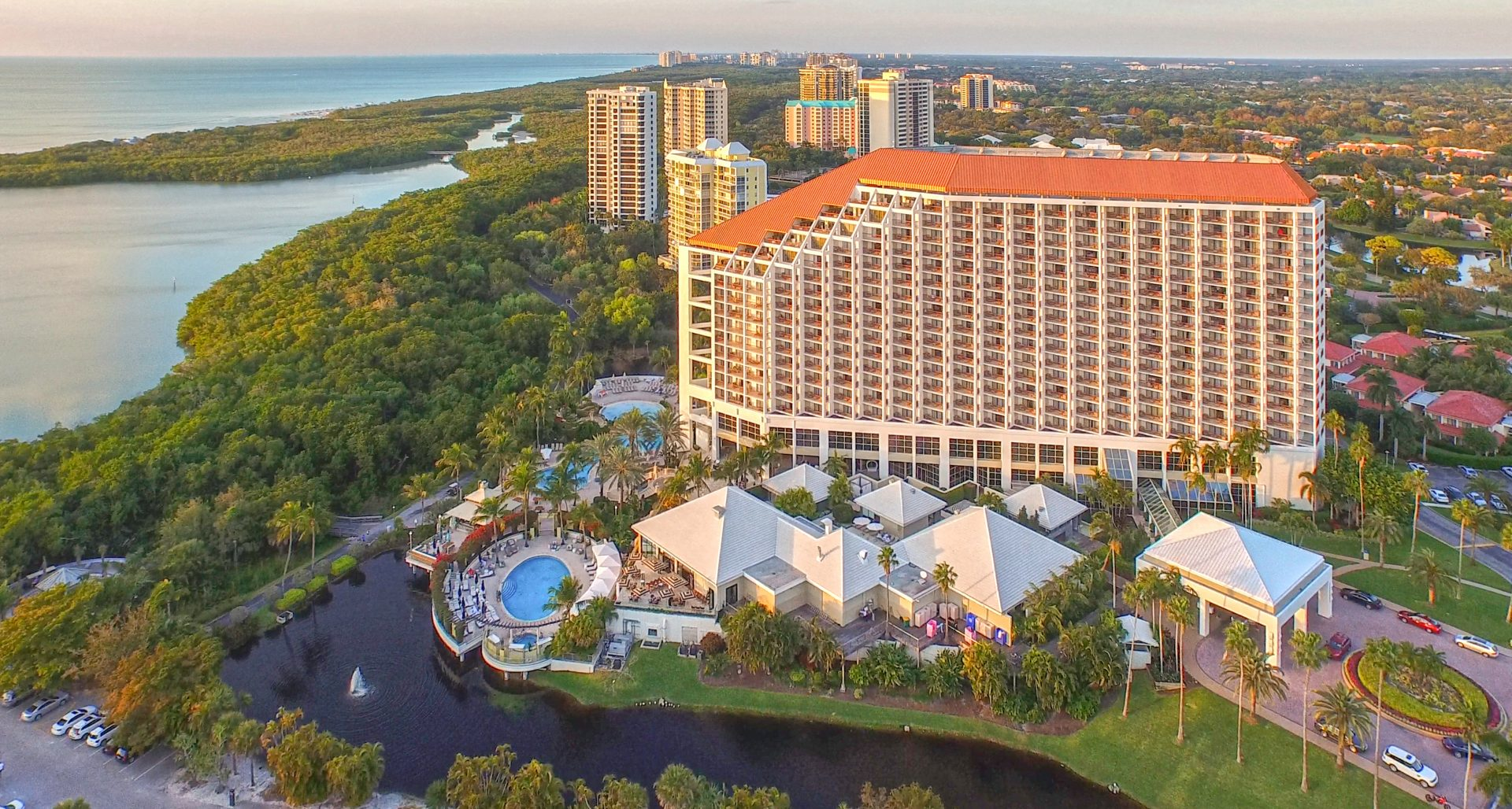 Naples Grande Beach Resort Preferred Transportation
